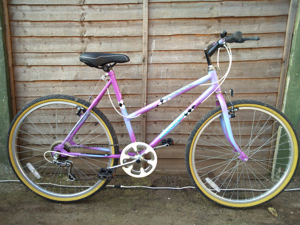 Ladies Womens Womans Raleigh Casis Mountain Bike 20 Frame 5