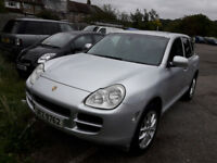 Porsche Cayenne S 4.5,Sun roof,air suspension,2 keys,one previous owner,great running