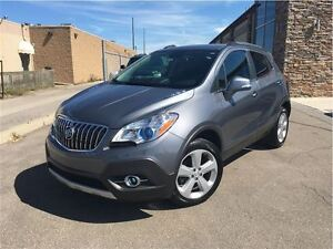 2015 Buick Encore Convenience AWD CLOTH & LEATHER INTERIOR BIG R