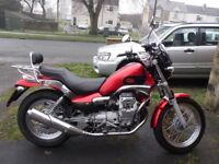 moto guzzi nevada 750 nice bike
