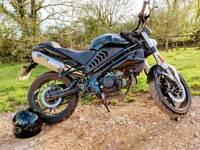 125cc wk bike