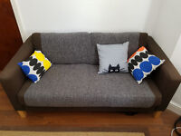 Ikean Klippan Sofa Two seater