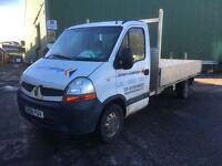 *** Renault master 2008 pick up swap px car van ***