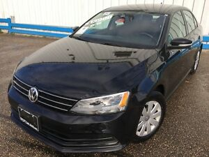 2015 Volkswagen Jetta Trendline *HEATED SEATS* Kitchener / Waterloo Kitchener Area image 8