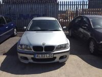 BMW 318i 2ltr SPARES AND REPAIRS (engine seized)