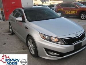 2011 Kia Optima Turbo SX | Great Family Car!