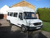 LDV Minibus,62,000 miles genuine mileage,7 months mot,well looked after,Delivery available,
