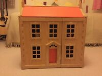 John Lewis Dolls House & Accessories - Excellent Condition Everything Included