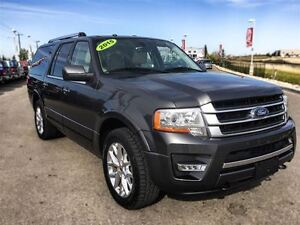 2015 Ford Expedition Max Limited|Leather|Sunroof|Nav