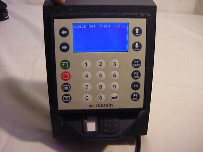 Workbrain Fingerprint Time Clock Unit Tlt3000