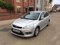 FORD FOCUS DIESEL ESTATE 2009 1 OWNER FROM NEW LONG MOT SERVICE HISTORY LOW TAX