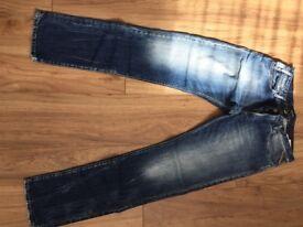 Men's Replay Jeans
