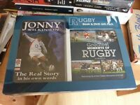 job lot bulk collection car boot RUGBY items magazines dvds