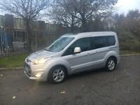 2014/14 Ford Tourneo Connect✅TITANIUM 1.5TDCI✅LOW MILES✅TOP SPEC CREW