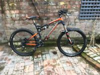 Boardman Mountain Bike Team Full Suspension 27.5'
