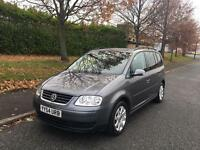 Volkswagen Touran 2.0 TDI SE Automatic 7 Seater 0 Previous Owners!+ Not Ford VW Golf Audi A3 A4