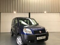Fiat Doblo Wheel Chair Access/Disability Vehicle Low Miles