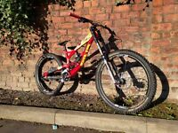 YT Industries Tues Comp Downhill Mountain Bike **PRICE DROP**