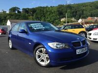 2008 08 BMW 3 Series 2.0 320d SE 4dr Turbo Diesel 6 Speed Manual