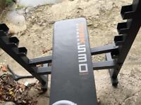York 530 weights bench