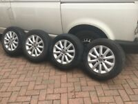 Set of Vw wheels for sale