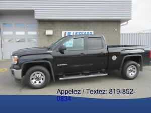 2014 GMC SIERRA 1500 4WD DOUBLE CAB BASE 4X4 TRES PROPRE