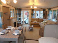 Luxury Victory Static Caravan Holiday Home For Sale In The Yorkshire Dales
