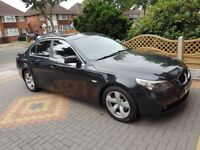 Bmw 520d automatic injector fault
