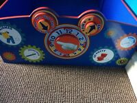 mickey mouse interactive delta bed