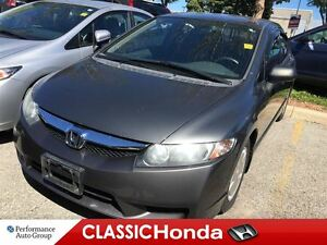 2009 Honda Civic DX-G TINTS AUTOMATIC AIR CONDITIONING