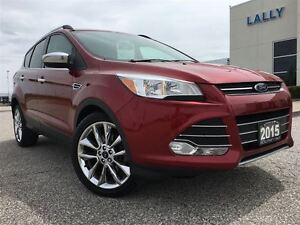2015 Ford Escape SE FWD 2.0L with Navigation, Vista Roof