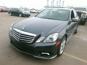 2011 Mercedes-Benz E-Class E350 BlueTEC, FULL OPTION, AMG PACKAG