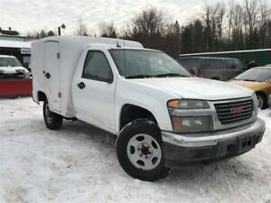 2010 GMC Canyon CAB CHASSIS Dual Door No Accidents