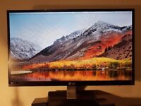 LG 23 inch Full HD IPS LED Widescreen Monitor for Apple Macbook and Microsoft Surface