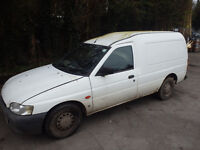 2001 Ford Escort engine (121,000), gearbox, fuel pump, and much more