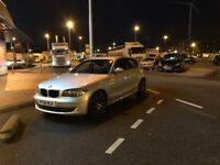Urgent Sale - BMW One Series | 58 Reg | Silver | Lady Owner | No Pets | Amazing Price