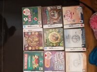 Nintendo ds and 3ds games for sale. Professir layton brain training scrabble etc