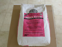 Ardex Tile Adhesive X77 White (20kg bag)