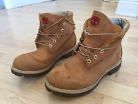 Timberland Rolltop Boots (~9.5)