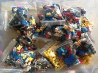 Lego mini figure pieces - over 2,200