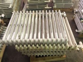 10 x 15 column cast iron radiators