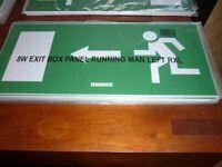 Signs x 22 Warning signs