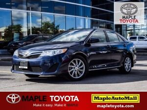 2014 Toyota Camry LE - NAVIGATION P.SEAT BLUETOOTH