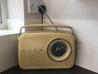 Retro radio for sale