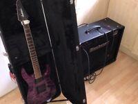 Jackson Soloist & Blackstar HT Metal 60 Combo