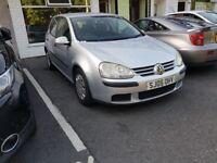 2006 Volkswagen golf 1.9 TDI excellent condition long mot