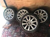 Genuine Land Rover Range Rover Sport/Vogue alloys 20 inch, suit discovery