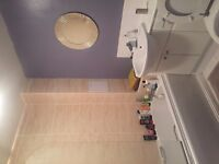 Double Room for rent in penthouse, Tradeston, Glasgow