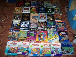 ============ Complete Old PC Games Some are RARE =============