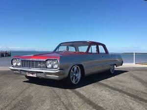1964 Chevrolet Bel Air Sedan Alexandra Hills Redland Area Preview